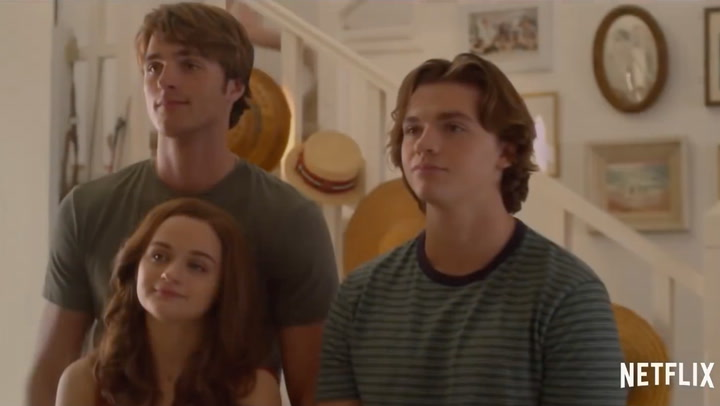 'The Kissing Booth 3' Trailer