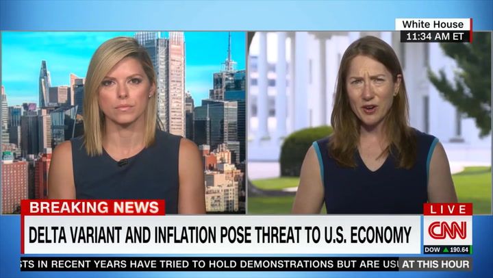 W.H. Council of Economic Advisers Member: Don't Have 'Clear Answer' on How Long Inflation Has to Last Before It's Not Temporary
