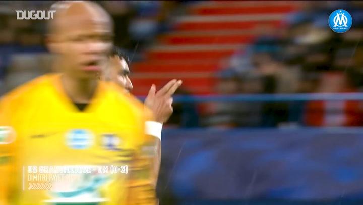 Olympique de Marseille's best five goals of the 2019-20 season
