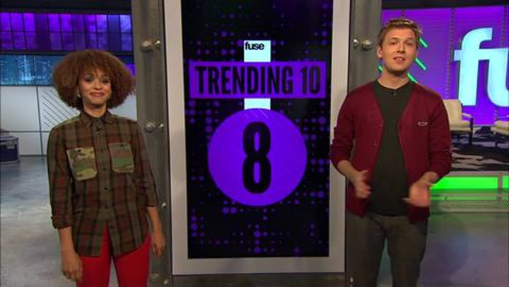 Shows: Trending 10: Thursday 111512