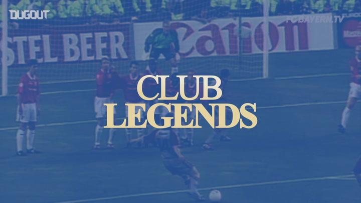 Club Legends: Mario Basler