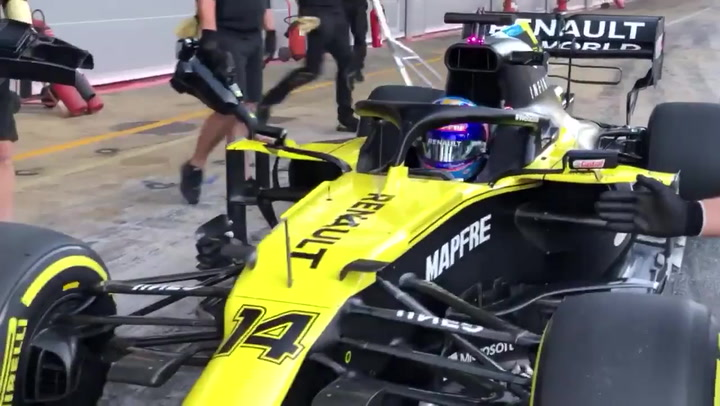Así ha sido el retorno de Fernando Alonso a la F1 con Renault