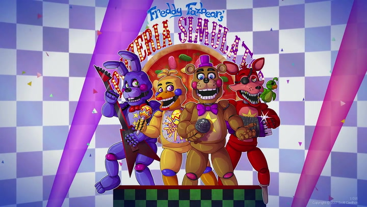The Plot of Five Nights at Freddy's