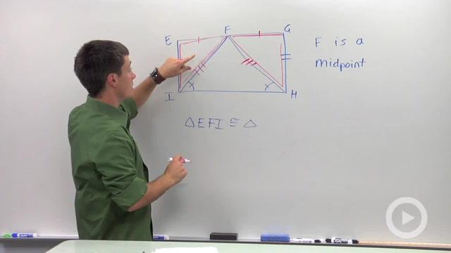 SSS and SAS - Problem 4