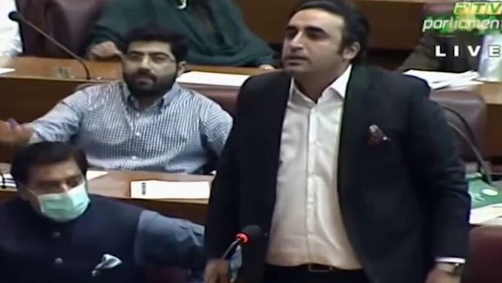 FM Qureshi, Bilawal engage in fiery NA debate
