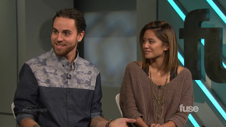 Shows: Trending 10: Us The Duo Walk-On (9/26/14)