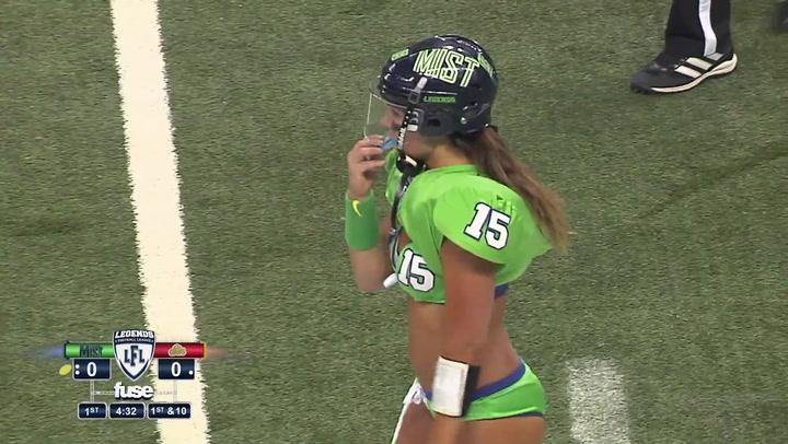 Game 10 Highlight: Seattle Scores on Broken Play vs. Las Vegas