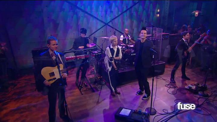 "Shows: Hoppus on Music: Patrick Stump, ""Run Dry"": Web Exclusive"