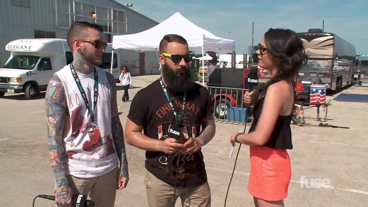 Interviews: This Wild Life (Warped Tour 2014)