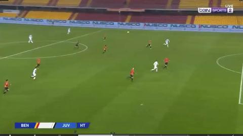 Benevento 1-1 Juventus (Serie A)