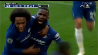 Chelsea 2 - 2 Manchester United