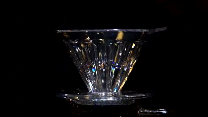 Preview image of Timemore Glass Crystal Eye Dripper, 1-2 Cup video