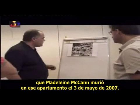 Un detective portugués reveló cómo fue la muerte de Maddie McCann
