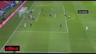 Messi, con asistencia, lidera a Argentina a la victoria ante Uruguay; su primer triunfo en Copa América