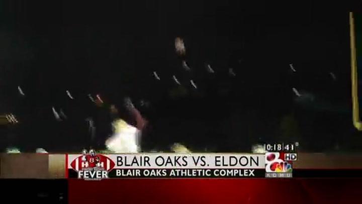 Eldon at Blair Oaks FNF Week Nine