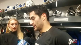 Golden Knight Max Pacioretty speaks after Montreal game – VIDEO