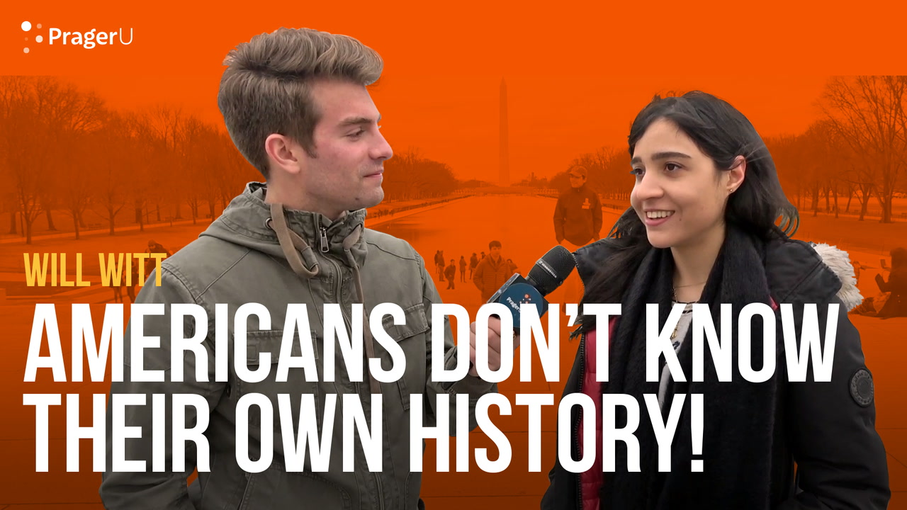 Americans Don't Know Their Own History