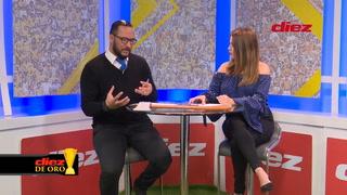 Debate en Dieztv: Falta de voluntad de no querer estar en la Selección Nacional de Danny Acosta.