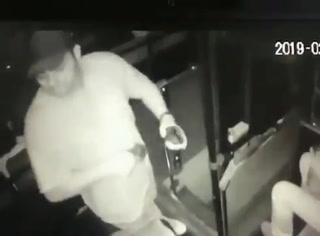 Captan asalto en buses de El Salvador