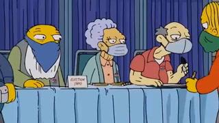 Esto ocurrirá el 20 de enero según Los Simpson