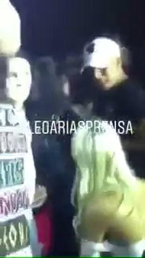 Las fotos del encuentro de Sol Pérez y Ricardo Centurión en el boliche