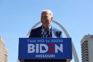 Biden wins Michigan, Missouri and Mississippi Democratic primaries – VIDEO