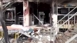 Atentado contra coalición internacional en Siria