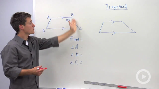Trapezoid Properties - Problem 1