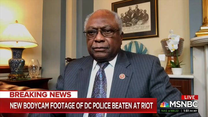 Clyburn: 'We Are Not Going to See the Filibuster Being Used to Deny' Minimum Wage Increase