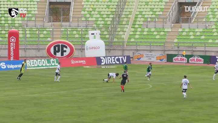 Colo-Colo's game at Santiago Wanderers