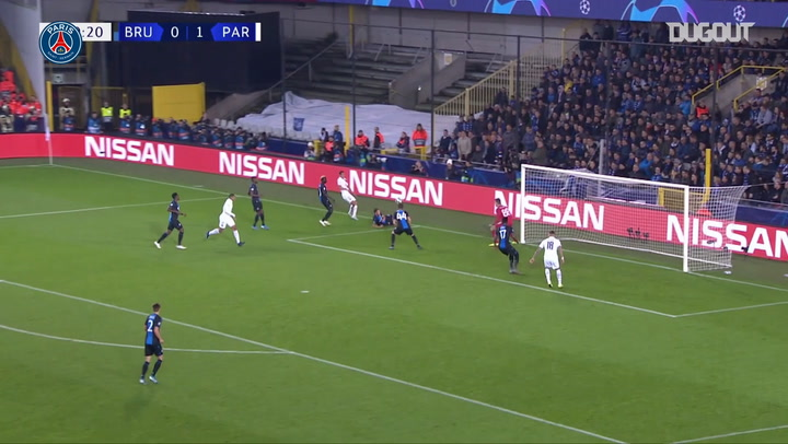 All Kylian Mbappé's Champions League goals in 2019-20