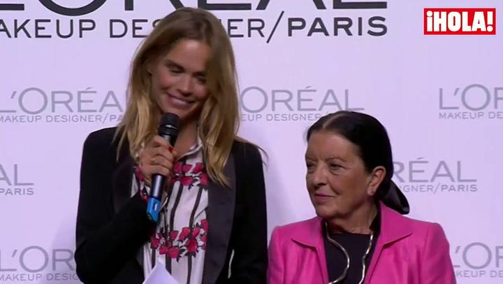 Premios L\'Oréal: Alvarno y Dalianah Arekion triunfan en la 60ª edición de \'Fashion Week Madrid\'