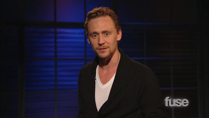 Shows: Hoppus on Music: Tom Hiddleston Performs Henry V Monologue - Hoppus on Music Part 1