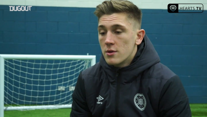 Jimmy Dunne: Hearts Fans Have Backed Me A Lot