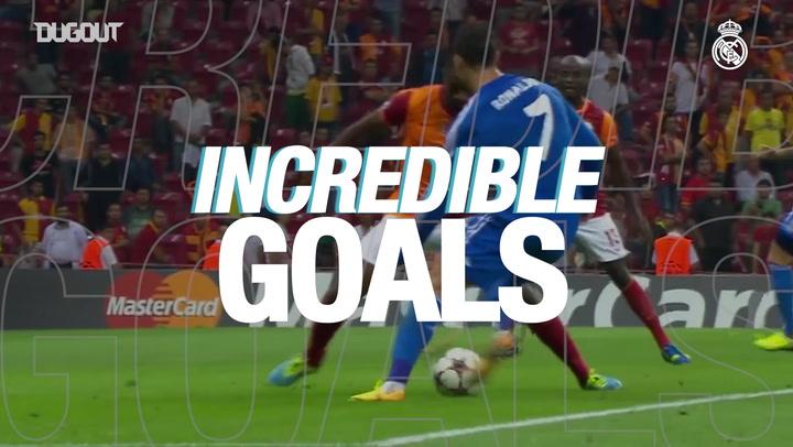 Incredible Goals: Cristiano Ronaldo vs Galatasaray
