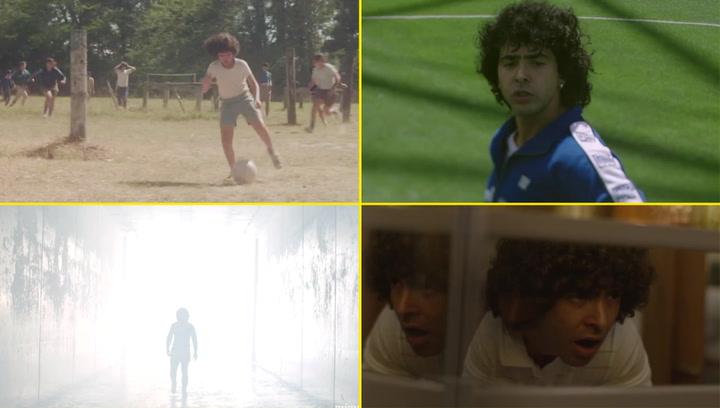 Amazon desvela el primer tráiler de su serie biográfica sobre Maradona