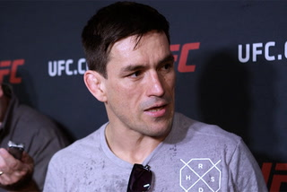 Maia says he wished he had a full camp for UFC 214 title fight