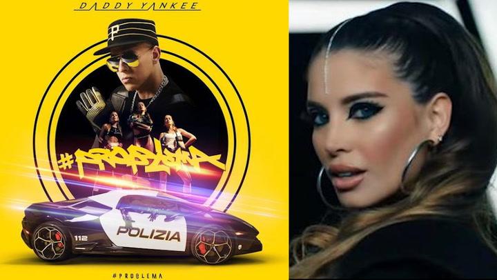 Flavia Laos aparece en el nuevo videoclip oficial de Daddy Yankee y alborota las redes sociales