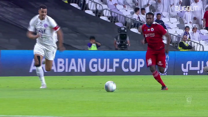 Arabian Gulf Cup quarter-final: Al-Ain 2-1 Sharjah