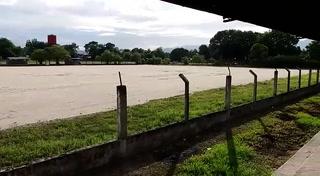 Así está quedado la cancha del estadio Milton Flores de la Lima tras ser restaurada por Fenafuth