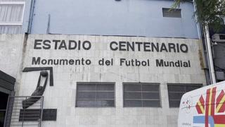 Uruguay vacuna a sus futbolistas en el estadio Centenario