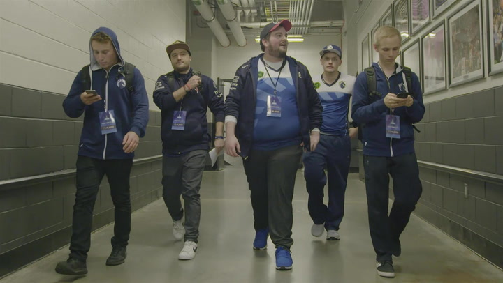 Behind The Scenes With Gamer Gods: Team Liquid