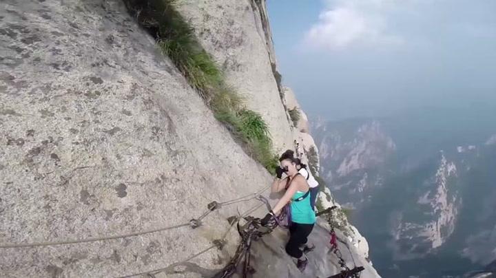En fjelltur det er umulig å glemme