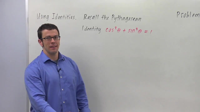 Using Trigonometric Identities - Problem 2