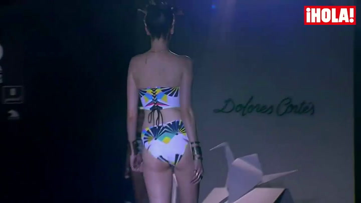 Fashion Week Madrid primavera-verano 2015: Dolores Cortés