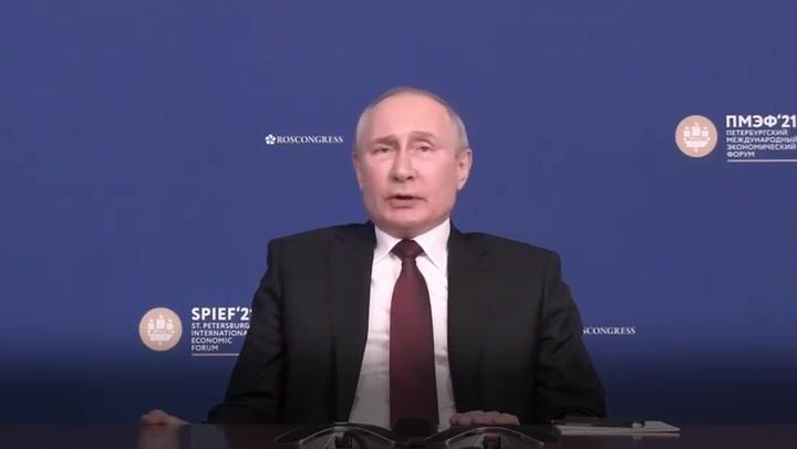 Putin warns MI6 boss to not interfere with UK-Russian relations