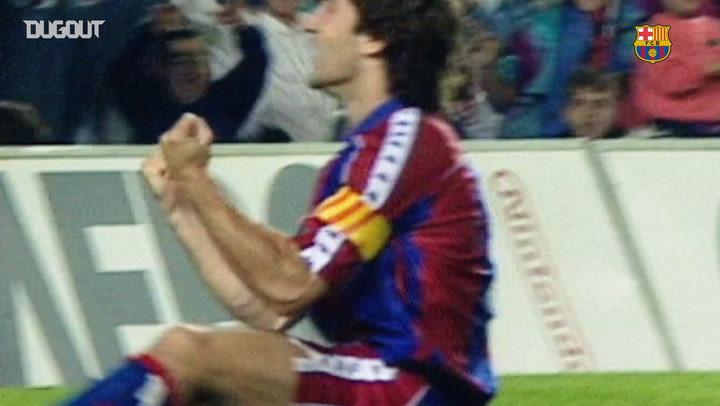 Club Legends: José Mari Bakero