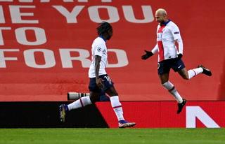 PSG y la banda de Neymar asalta Old Trafford y derrota al Manchester United