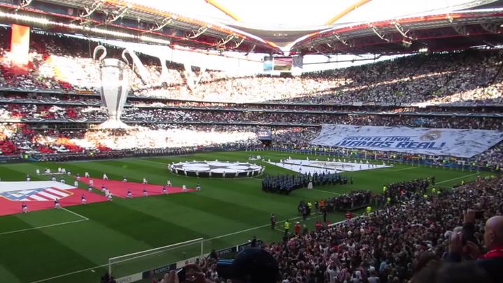 El estadio Da Luz de Lisboa podría volver a albergar una final de la Champions