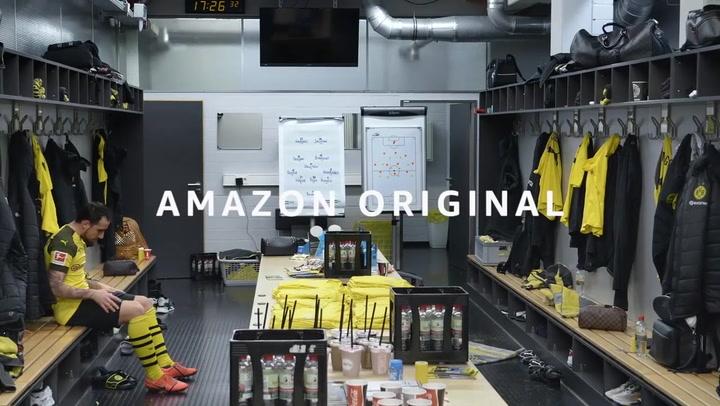 Tráiler de 'Inside Borussia Dortmund', documental de Amazon Prime